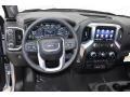 GMC Sierra 1500 SLE Crew Cab 4WD Quicksilver Metallic photo #8
