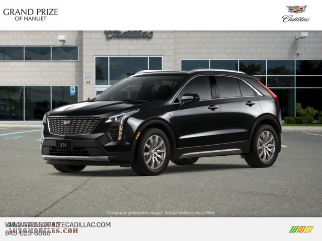 2019 XT4 Premium Luxury AWD - Stellar Black Metallic / Sedona/Jet Black photo #1