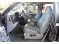 Ford F250 Super Duty Lariat Crew Cab Dark Shadow Grey Metallic photo #15