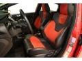 Ford Fiesta ST Hatchback Molten Orange Metallic Tri-coat photo #6