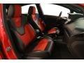Ford Fiesta ST Hatchback Molten Orange Metallic Tri-coat photo #21