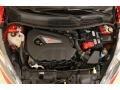 Ford Fiesta ST Hatchback Molten Orange Metallic Tri-coat photo #25