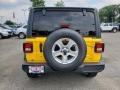 Jeep Wrangler Unlimited Sport 4x4 Hellayella photo #5