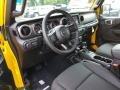 Jeep Wrangler Unlimited Sport 4x4 Hellayella photo #7