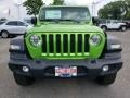 Jeep Wrangler Unlimited Sport 4x4 Mojito! photo #2
