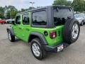 Jeep Wrangler Unlimited Sport 4x4 Mojito! photo #3