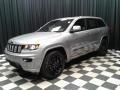 Jeep Grand Cherokee Altitude 4x4 Billet Silver Metallic photo #2