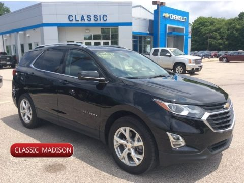 Mosaic Black Metallic 2019 Chevrolet Equinox LT AWD