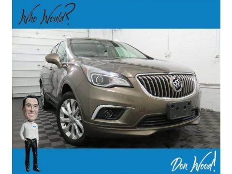 Bronze Alloy Metallic 2016 Buick Envision Premium AWD