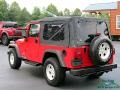 Jeep Wrangler Unlimited 4x4 Flame Red photo #3