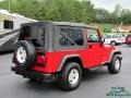 Jeep Wrangler Unlimited 4x4 Flame Red photo #5