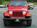 Jeep Wrangler Unlimited 4x4 Flame Red photo #8