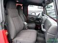 Jeep Wrangler Unlimited 4x4 Flame Red photo #14