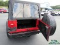 Jeep Wrangler Unlimited 4x4 Flame Red photo #16