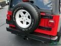Jeep Wrangler Unlimited 4x4 Flame Red photo #17