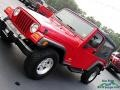 Jeep Wrangler Unlimited 4x4 Flame Red photo #25