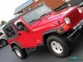 Jeep Wrangler Unlimited 4x4 Flame Red photo #26