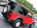 Jeep Wrangler Unlimited 4x4 Flame Red photo #27