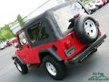Jeep Wrangler Unlimited 4x4 Flame Red photo #28