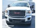 GMC Sierra 2500HD Double Cab 4WD Utility Summit White photo #4