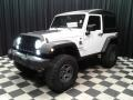 Jeep Wrangler Sport 4x4 Bright White photo #2