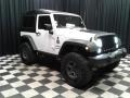 Jeep Wrangler Sport 4x4 Bright White photo #4
