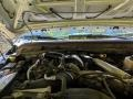 Ford F350 Super Duty Lariat Crew Cab 4x4 Ingot Silver Metallic photo #17