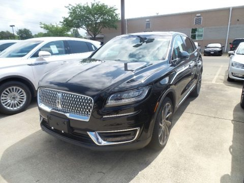 Infinite Black 2019 Lincoln Nautilus Reserve AWD