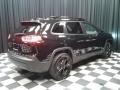 Jeep Cherokee Latitude Plus 4x4 Diamond Black Crystal Pearl photo #6