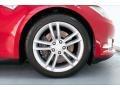 Tesla Model S P85 Performance Red Tesla Multi-Coat photo #8