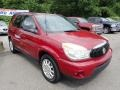 Buick Rendezvous CX AWD Cardinal Red Metallic photo #4