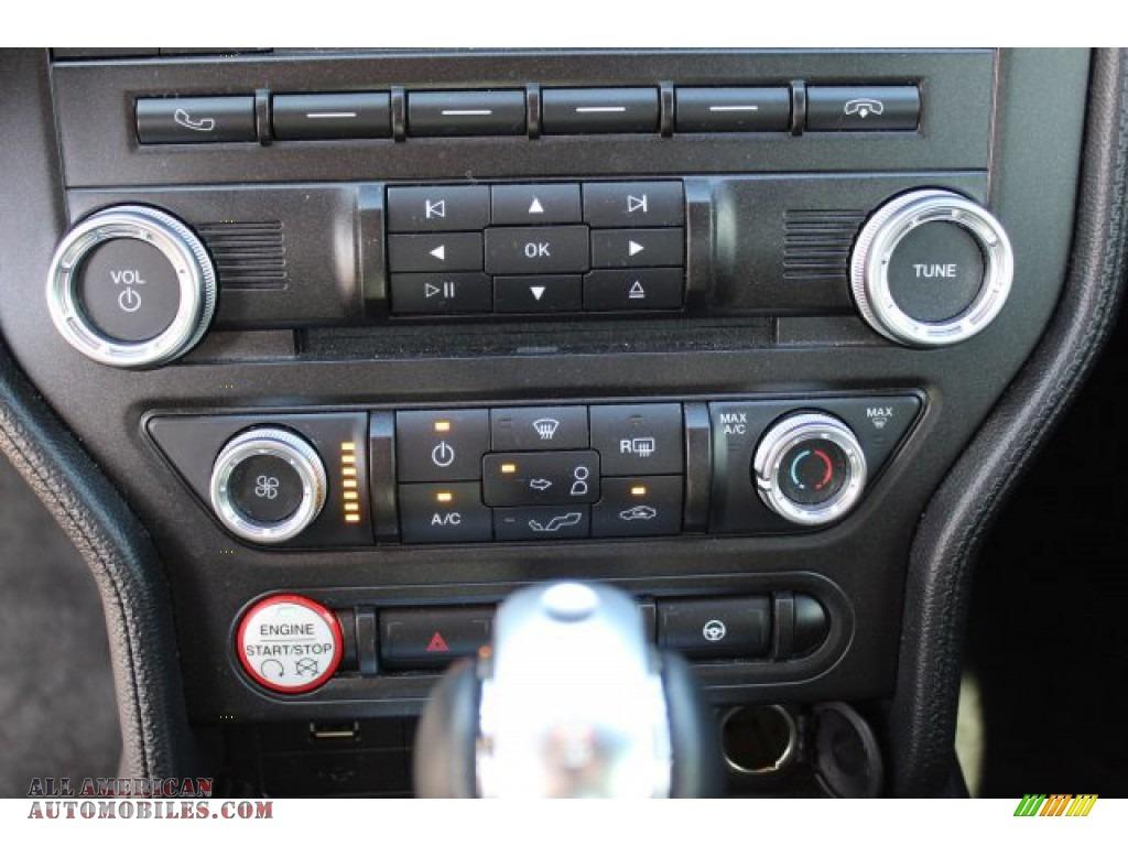 2016 Mustang V6 Coupe - Avalanche Gray / Ebony photo #18