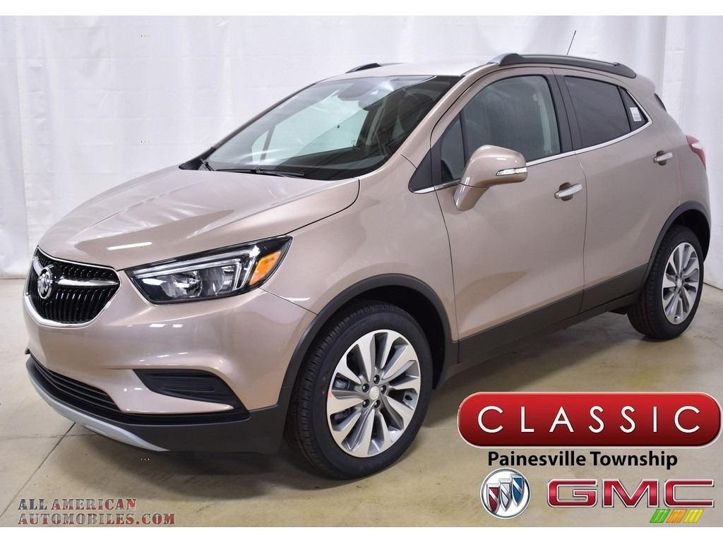 2019 Encore Preferred - Coppertino Metallic / Ebony photo #1