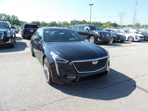 Black Raven 2019 Cadillac CT6 Premium Luxury AWD