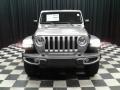 Jeep Wrangler Unlimited Sahara 4x4 Billet Silver Metallic photo #3