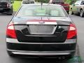 Ford Fusion Hybrid Tuxedo Black Metallic photo #4