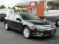 Ford Fusion Hybrid Tuxedo Black Metallic photo #7