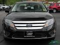 Ford Fusion Hybrid Tuxedo Black Metallic photo #8