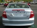 Ford Fusion Hybrid Light Ice Blue Metallic photo #4