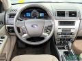 Ford Fusion Hybrid Light Ice Blue Metallic photo #14