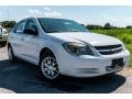 Chevrolet Cobalt LS Sedan Summit White photo #1