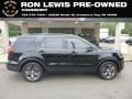 Ford Explorer Sport 4WD Shadow Black photo #1