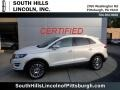 Lincoln MKC Reserve AWD White Platinum photo #1