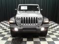 Jeep Wrangler Sport 4x4 Billet Silver Metallic photo #3