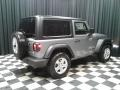 Jeep Wrangler Sport 4x4 Billet Silver Metallic photo #6