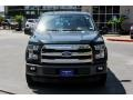Ford F150 XLT SuperCrew Green Gem Metallic photo #2