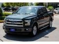 Ford F150 XLT SuperCrew Green Gem Metallic photo #3