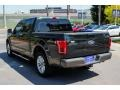 Ford F150 XLT SuperCrew Green Gem Metallic photo #5