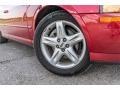 Lincoln LS V8 Autumn Red Metallic photo #2