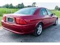 Lincoln LS V8 Autumn Red Metallic photo #4